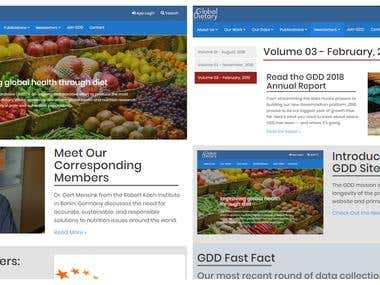 Global Dietary Database