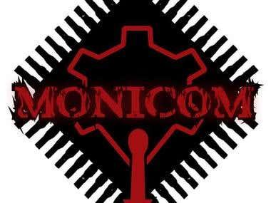 Moltencore/monicom logo suggestions