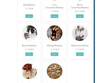 An E-Commerce Portal ( Customer : USA)