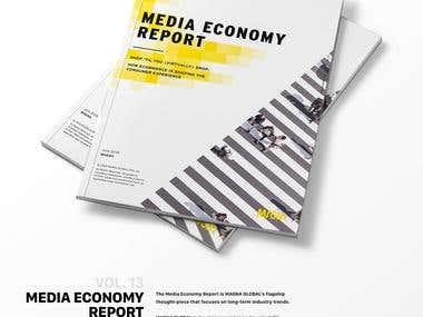 infographics and presentation