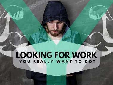 Work You Want - Facebook Page Posts