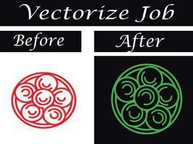 Vector Job...