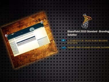 SharePOint 2010 - Branding