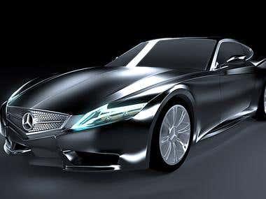 Mercedes Benz Design