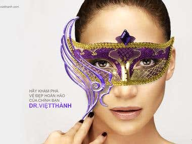 POSTER VIETHANH PLASTIC SURGERY