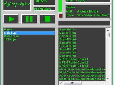 Pro Radio Player