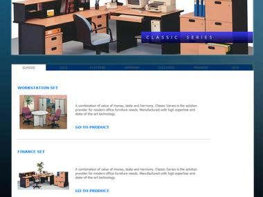 uno official site company profile from furniture shop