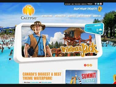 Calypso (Waterpark Website)