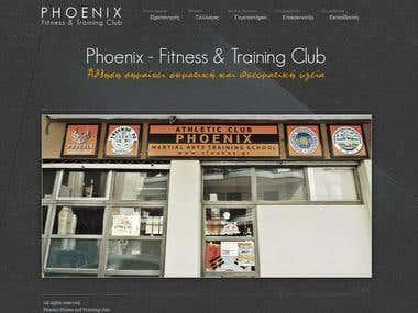Phoenix fitness club