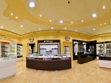 Interior store photo
