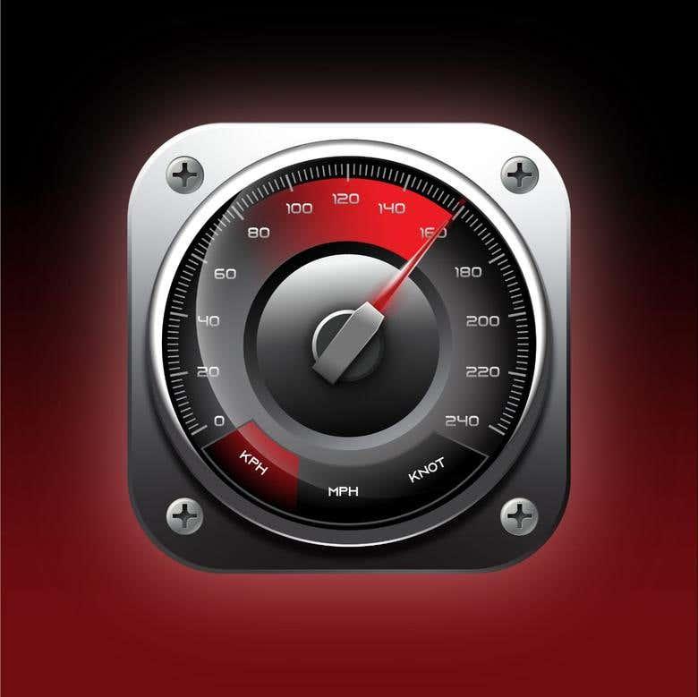 Digital GPS Speedometer | Freelancer