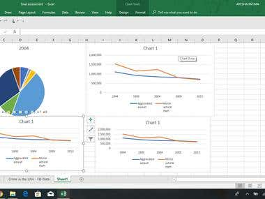 Data Visualizations in Excel