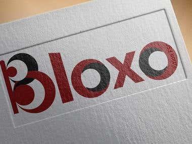 Bloxo Logo