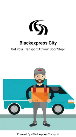 Blackexpress City - Driver