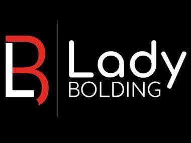 Lady Bolding Logo
