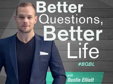 Better Questions Better Life Branding