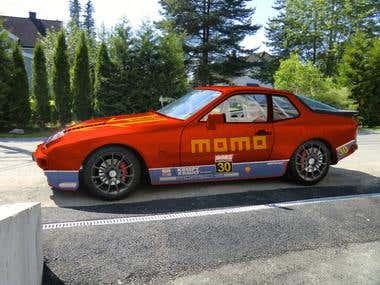 Porsche 911 design