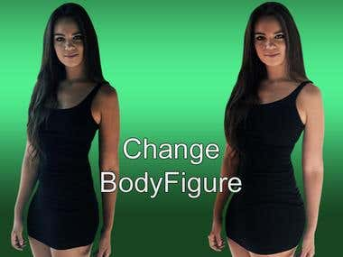 Change Body Figure