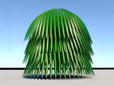Environment - 3D Modeling, Texturing Rendering