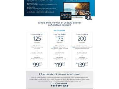 Charter Spectrum | Fast Internet, Cable and Phone Services