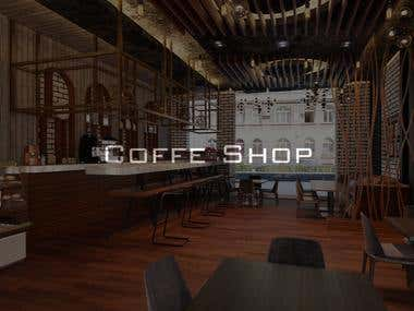 Coffes Shop