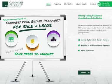 Website - Real Estate Listing Portal