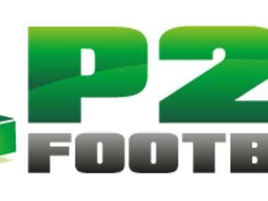P2P Football Logo