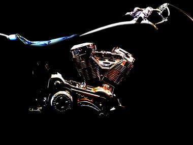 FIX motorcycle