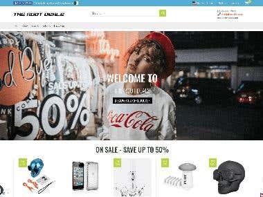 PRO Shoptimized Shopify THEME Customization