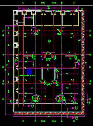 Structural Drawings (AutoCAD)