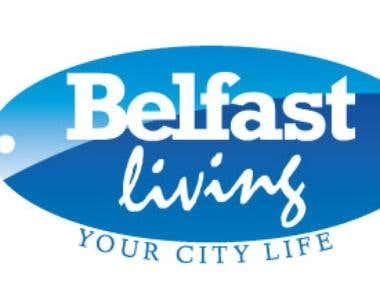 Belfast Living Logo