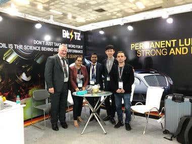 Messe Blitz-Oil UK Ltd.