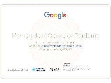 Fundamentos de Marketing Digital (Certificado Google)