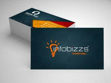 Visiting Card - Infobizzs