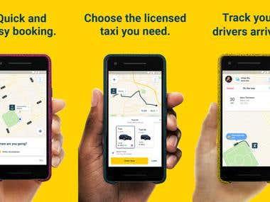 mytaxi. Europe's #1 Taxi App
