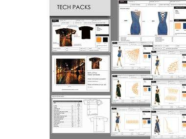 Tecchpack creation