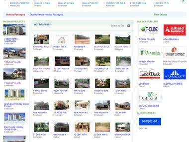 Real-Estate Portal