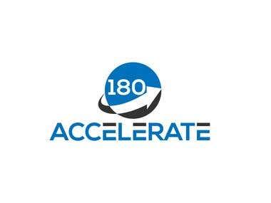 180 accelaration logo
