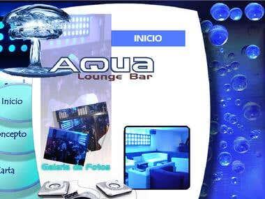 Aqua Lounge Bar