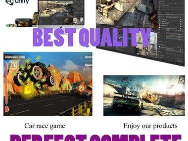 Unity3D Game development