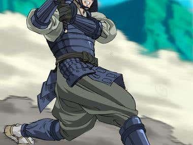 original character: yoshihiro!