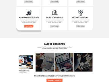Yoyan Website Design