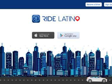 RIDE RATINO (Taxi App)