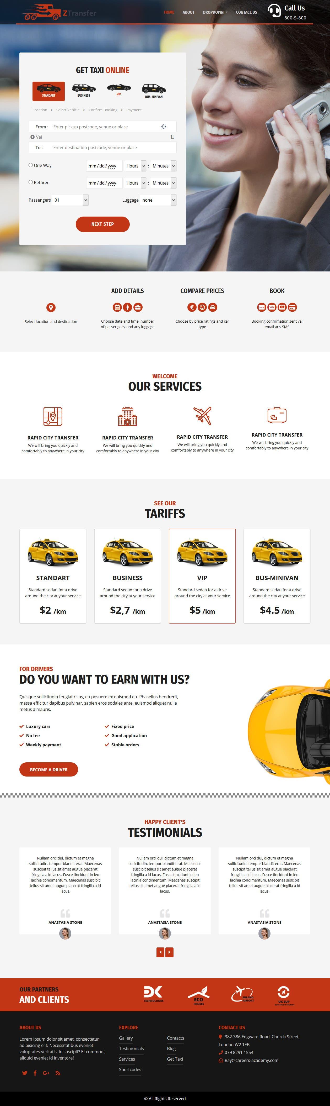 TaxiCap