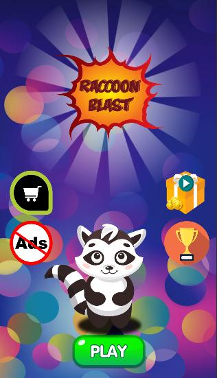 Raccoon Blast