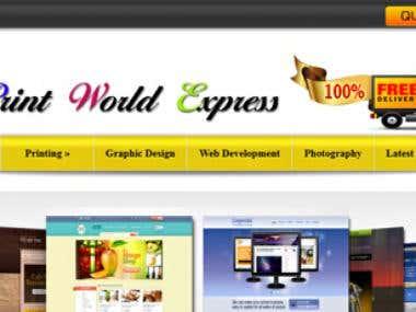 Print World Express