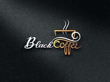 Black offee- LOGO DESIGN
