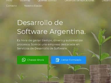 SERVICIOS MUESTRA WEB