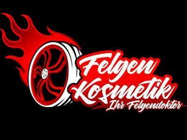 Felgen Logo Design