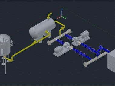 Piping systems design